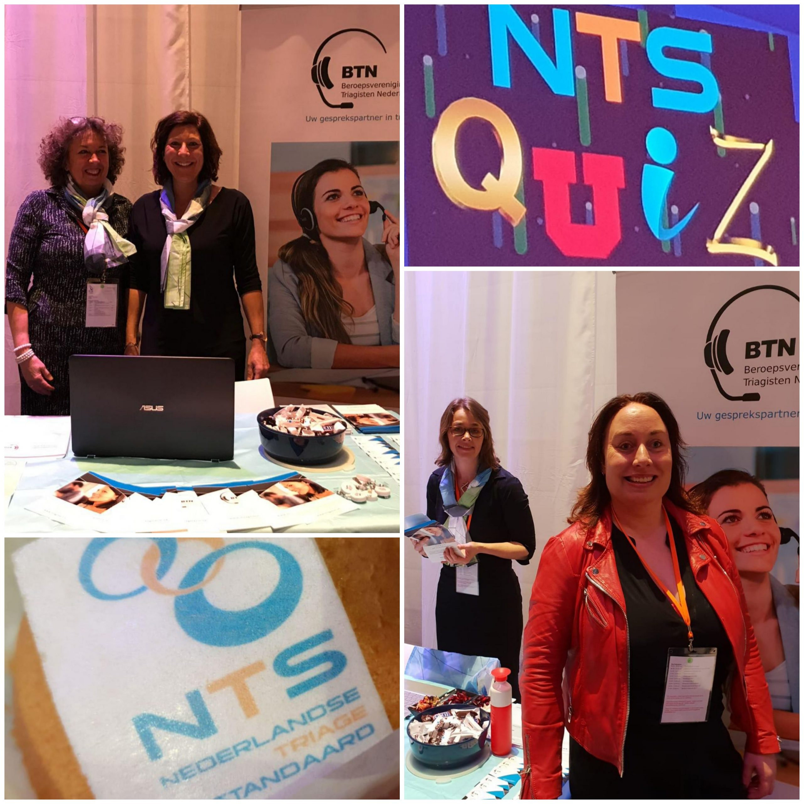 De BTN op het NTS-congres